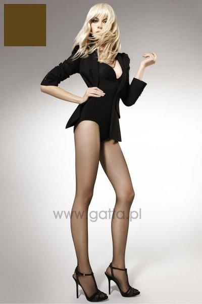 Gatta Laura 20 Punčocháče 5-XL Natural