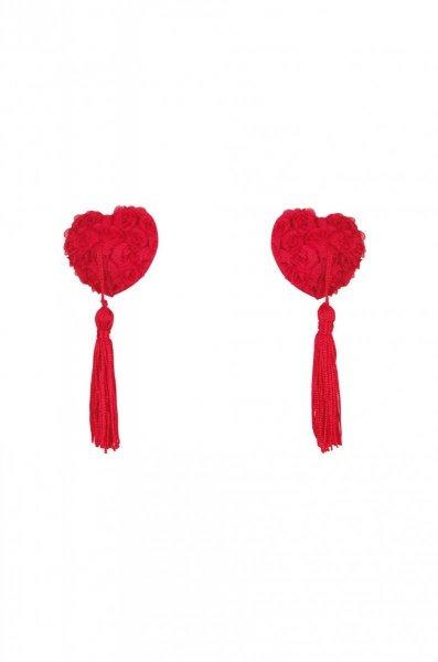 Anais Vellya Lepítka na bradavky Univerzální červená