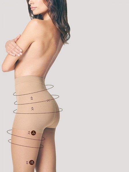 Fiore Body Care Comfort 40 Punčochové kalhoty 2-S light natural