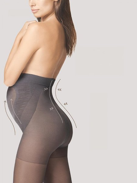 Fiore Body Care Mama 40 Punčochové kalhoty 2-S černá