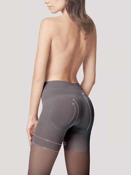Fiore Body Care Press Up 40 Punčochové kalhoty 2-S light natural