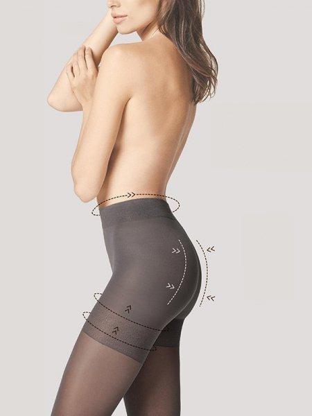 Fiore Body Care Total Slim 40 Punčochové kalhoty 2-S light natural