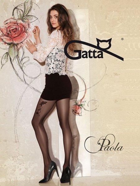 Gatta Paola 50 Punčochové kalhoty 2-S Nero