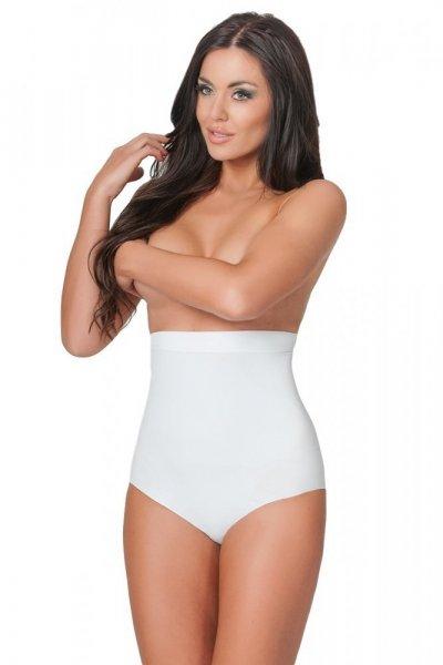 Stahovací kalhotky Linea 501 white M bílá