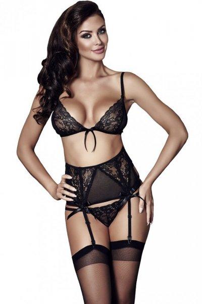 ANAIS Erotická souprava Sapphira M černá