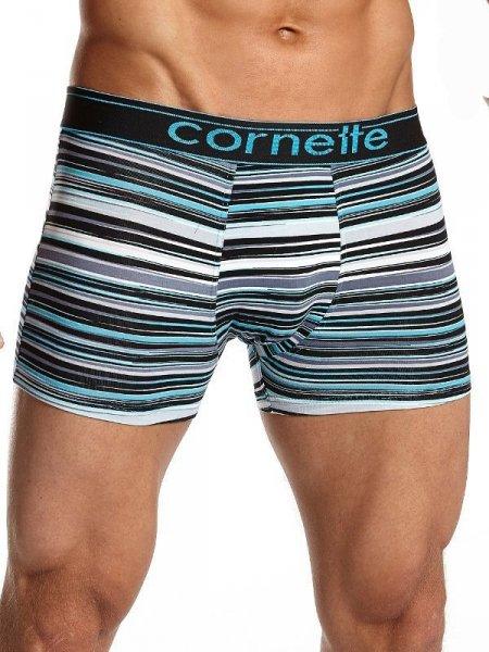Cornette HIGH EMOTION 508/41 Pánské boxerky S černá