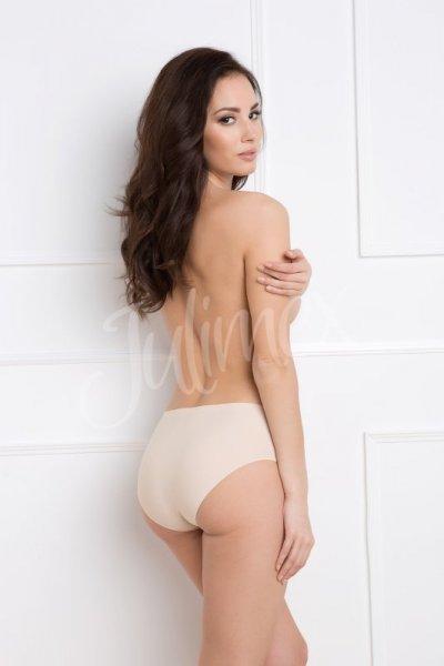 Julimex Simple Panty Kalhotky M bílá