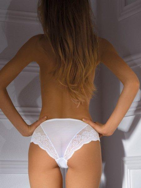 Babell Daisy BBL 065 Kalhotky L bílá