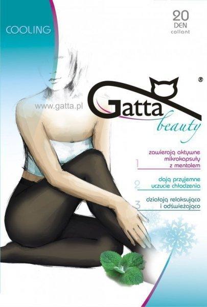 Gatta Body Cooling DEN 20 Punčochové kalhoty 2-S Nero