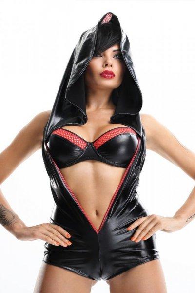 Demoniq Hoshi Erotický set XL černo-červená