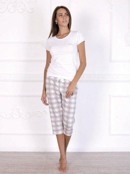 Roksana Memory 577 Dámské pyžamo XXL bílá