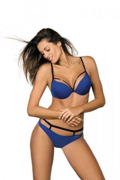 Marko Dámské plavky Nathalie M-391 Mazzarine Blue XXL tmavě modrá
