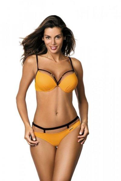 Marko Dámské plavky Nathalie M-391 Soleil M oranžová
