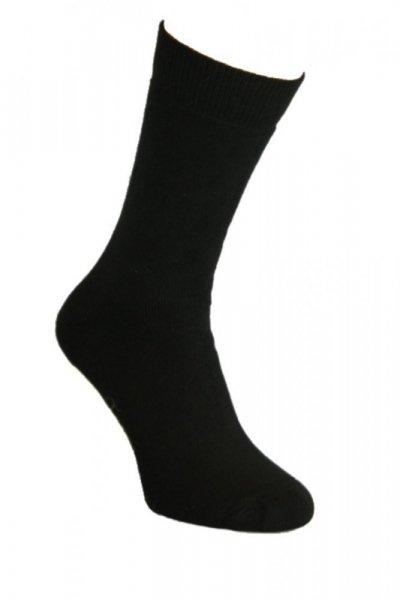 Sesto Senso Terry Ponožky 43-46 černá