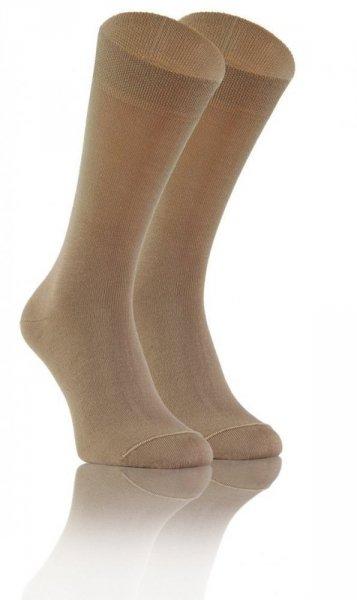 Sesto Senso Bamboo Ponožky 43-46 béžová