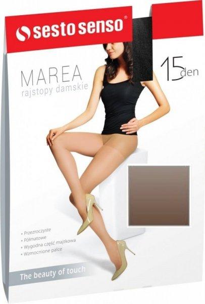 Sesto Senso Marea XL 15 DEN Punčochové kalhoty XL grey