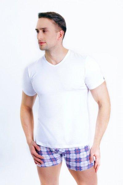 Sesto Senso Viper bílý Pánské triko XXL bílá