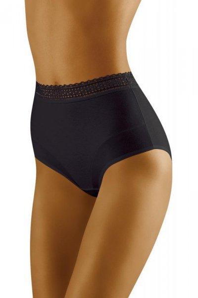 Wol-Bar Eco-Go Černé Kalhotky M černá