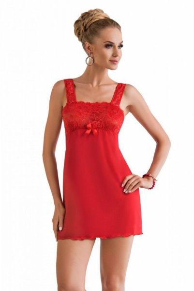 Noční košilka Donna Kinga červená XXL červená