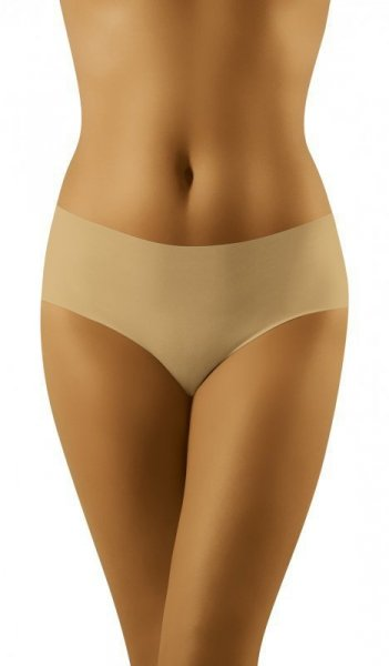 Wol-Bar Eliana Béžové kalhotky XL béžová