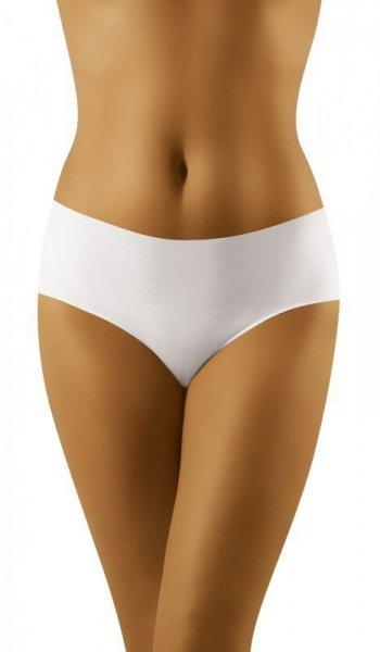 Wol-Bar Eliana Bílé kalhotky XL bílá