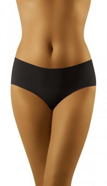 Wol-Bar Eliana Černé kalhotky XL černá