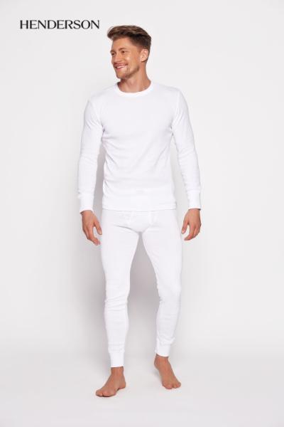 Henderson BT-104 2149 1J Bílé Pánské tričko L bílá