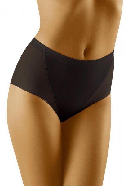 Wol-Bar Minima Černé kalhotky XXL černá