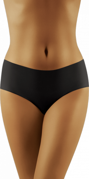 Wol-Bar Eco-Es Černé kalhotky M černá
