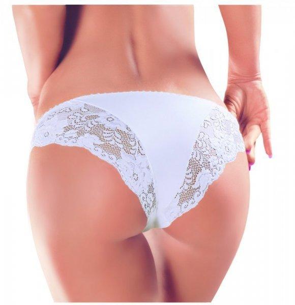 Ewana Adeline 065 Bílé Kalhotky XL bílá