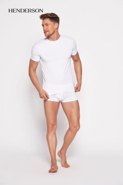 Henderson Bosco 18731 00x Bílé Pánské tričko L bílá