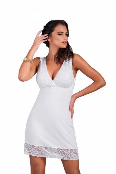 Donna Amelia Noční košile M bílá