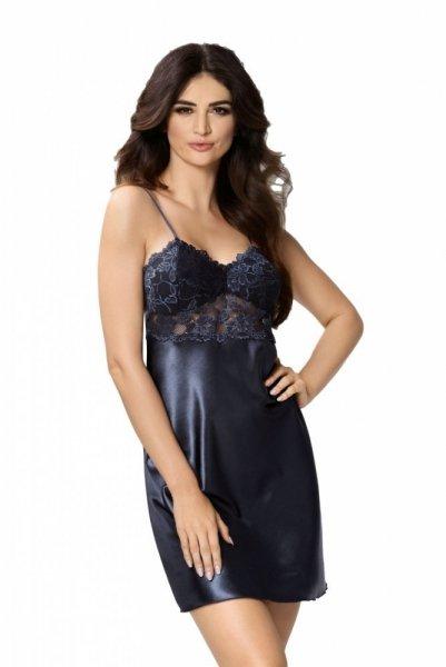 Donna Venus noční košilka dark blue modrá M tmavě modrá