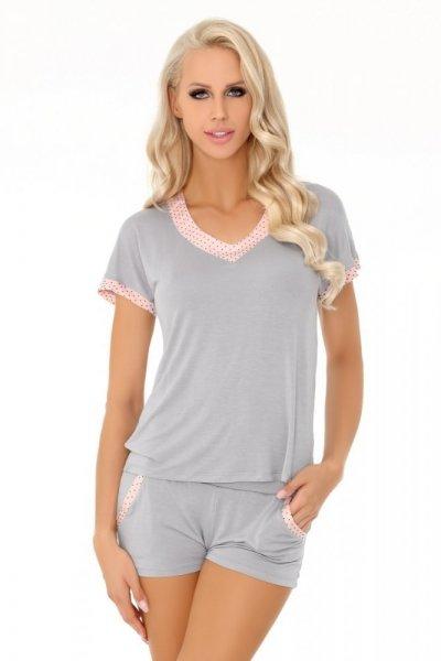 Livia Corsetti Harnette Dámské pyžamo L/XL šedá