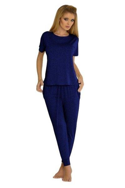 De Lafanse Paula 524 Dámské pyžamo XL malinová
