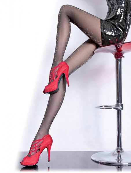 Fiore Veronica G 5122 20 den punčochové kalhoty 2-S black/černá