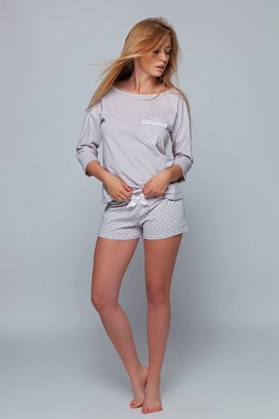 Sensis Lauren dámská pyžama S béžová