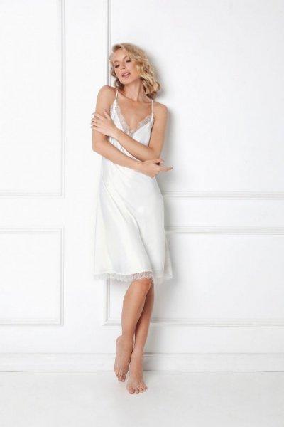 Aruelle Brenna Nightdress Noční košilka XS white