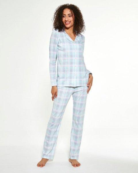 Cornette 482/284 Susie Dámské pyžamo XXL šedá