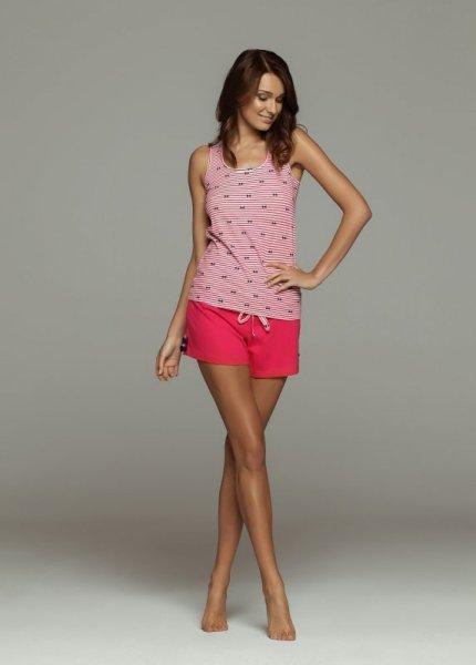 Esotiq Femi 32051 -43X Dámské pyžamo L jako na fotografii