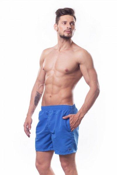 Pánské sportovní šortky Shepa (B4) XXL modrá
