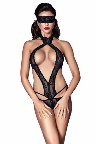 Erotické body Anais Alexandra XL černá