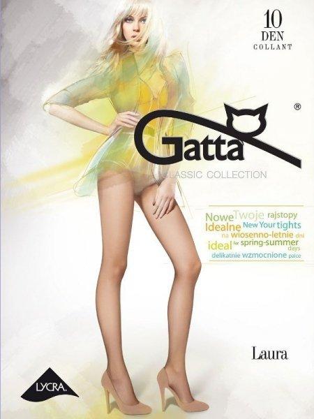 Gatta Laura 10 Punčochové kalhoty 2-S Daino (béžová)