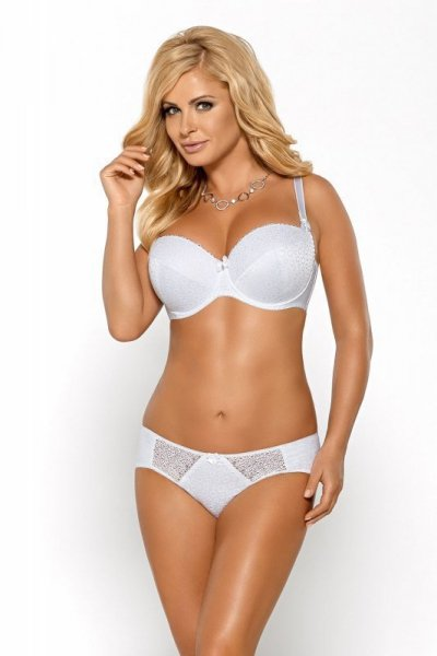 Nipplex Melanie Kalhotky M bílá