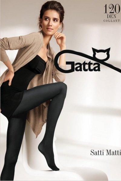 Gatta Satti Matti 120 Punčochové kalhoty 2-S Nero