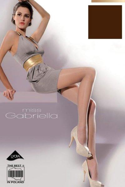 Gabriella Miss Gabriella 15 Den Code 104 Punčochové kalhoty Nocciola