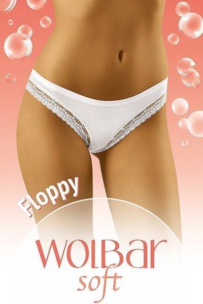 Wol-Bar Soft Floppy Kalhotky L černá