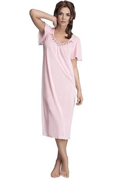 Mewa 4112 Noční košile 42 růžová