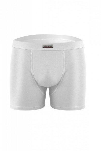Sesto Senso Neutral bílý Pánské boxerky XL bílá