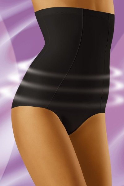 Wol-Bar Modelia II Kalhotky M černá